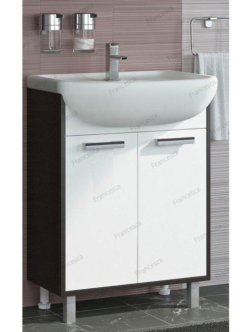 Комплект мебели Francesca Eco 60 белый-венге