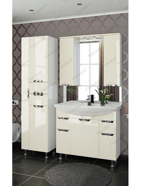 Комплект мебели Francesca Виктория 100 бежевый