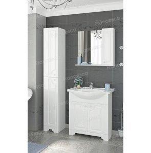 Комплект мебели Francesca Verona 65 белый (2 дв. ум. Элеганс 65)