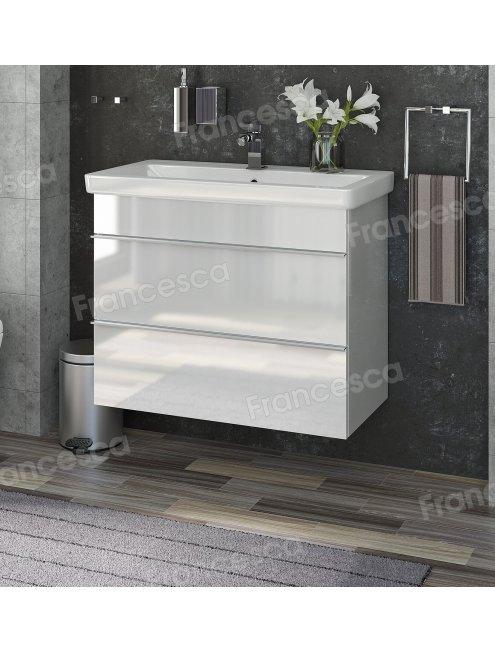 Комплект мебели Francesca Форест 80 подвесная