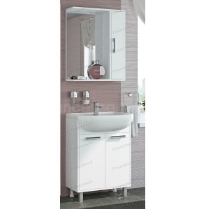 Комплект мебели Francesca Eco 60 белый