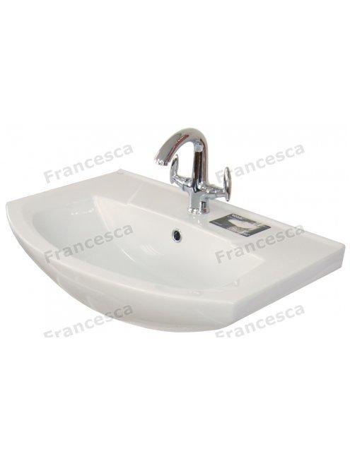 Комплект мебели Francesca Eco 65 белый-венге