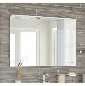 Зеркало-шкаф Francesca Kamia 105