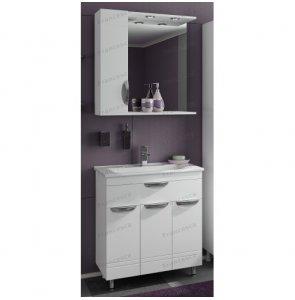 Комплект мебели Francesca Доминго 75 с 3 дверцами