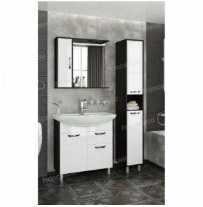 Комплект мебели Francesca Eco Max 80 белый-венге (1 ящ. ум. Балтика 80)