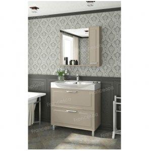 Комплект мебели Francesca Liverpool 85, бежевый/серый