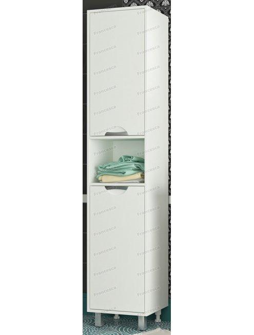 Пенал Francesca Клео 40 белый универсальный