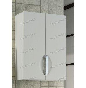 Шкаф навесной Francesca Доминго 60 белый (2дв.)