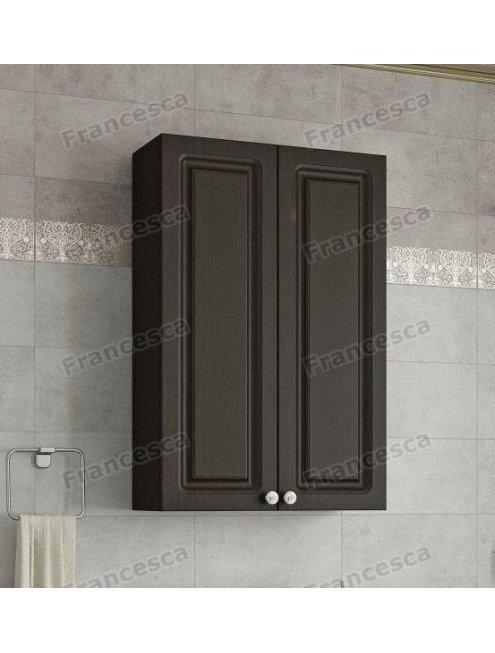 Шкаф навесной Francesca Империя 50 венге (2дв.)