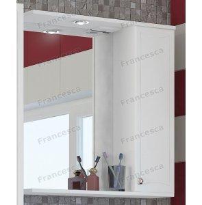 Шкаф-зеркало Francesca Венеция 65