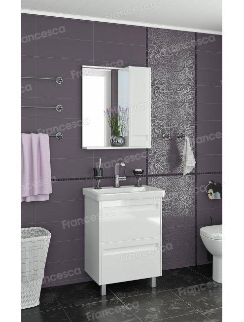 Зеркало-шкаф Francesca Turin 60