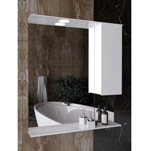 Зеркальный шкаф Francesca Одри 80