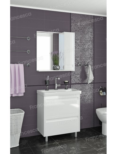 Зеркало-шкаф Francesca Turin 70
