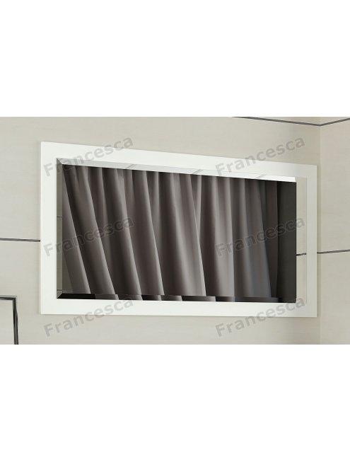 Зеркало Francesca Милана 100 белый полотно