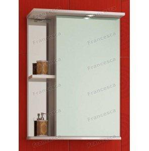 Шкаф-зеркало Francesca Париж 50 С